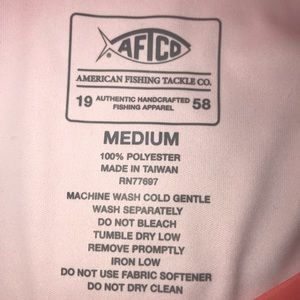 aftco Shirts - AFTCO Jigfish Performance Sunshirt